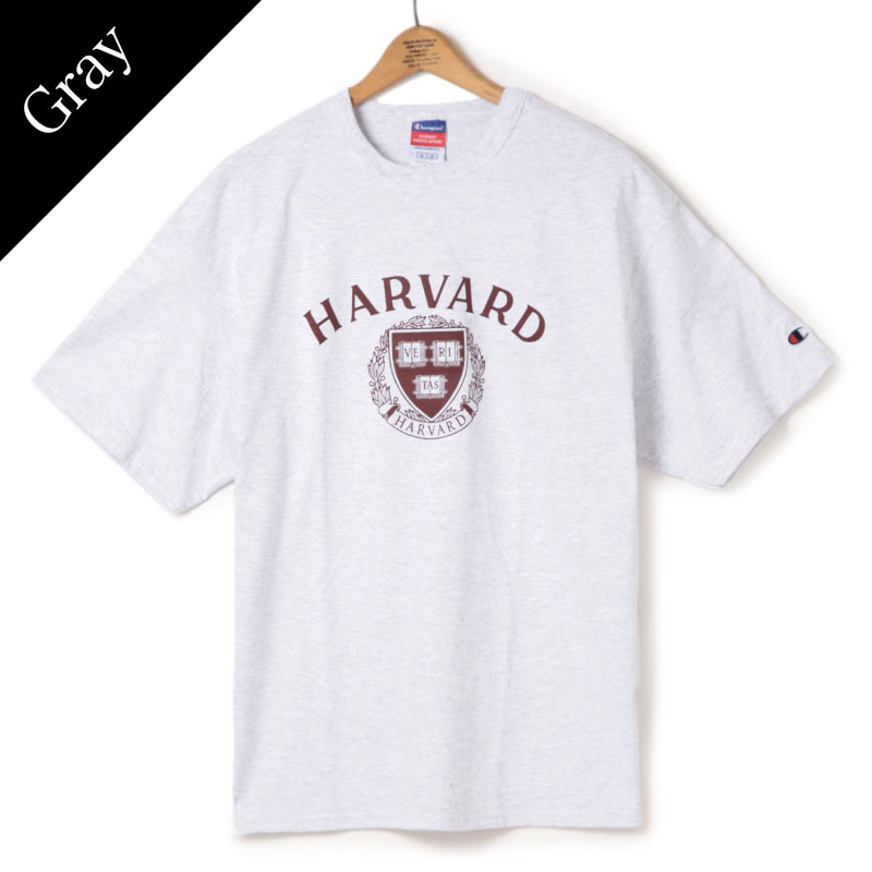 Champion/Harvard T-Shirt/チャンピオン/Harvard Tシャツ