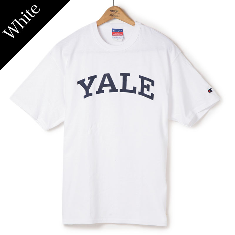 Champion/Yale T-Shirt/チャンピオン/Yale Tシャツ