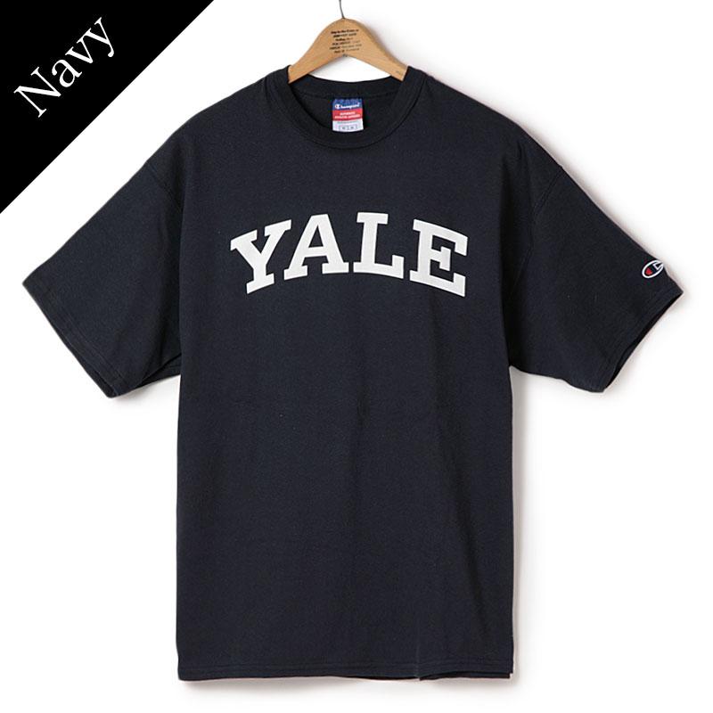 チャンピオン/NYU、HARVARD、YALE Tシャツ
