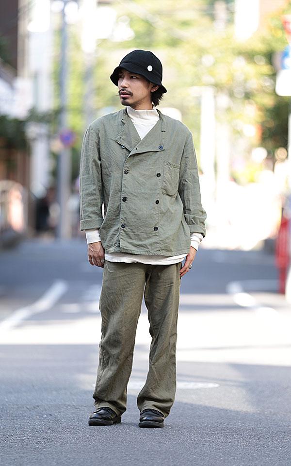 オリーブスタイル コックスタイル 調理着 コックシャツ コックジャケット