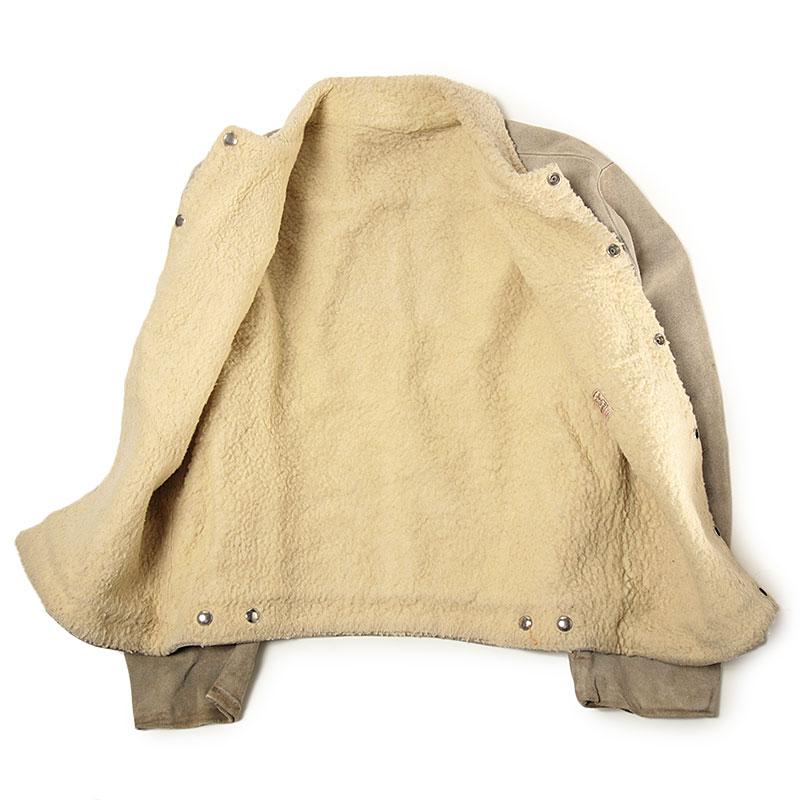 Gジャン レザージャケット ヴィンテージジャケット